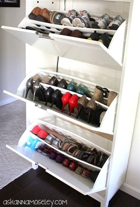 how to organize shoes shoe cabinet from ikea plus keeping baby wipes with the