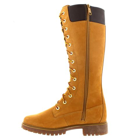 womens timberland 14 inch premium leather knee high