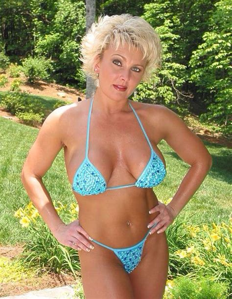 mature women in bathing suits one hot lady stunning blondes pinterest nice sexy