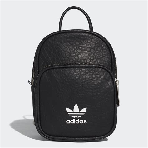 Mini Mochila Bag mochila mini classic preto adidas adidas brasil