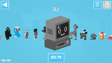what are the newest crossy road characters and how to get them crossy road update adds 6 new characters to your roster