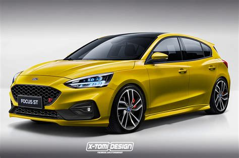2020 Ford Focus Rs St by Ford Focus Rs 2020 As 237 Podr 237 A Ser Periodismo Motor