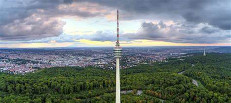 fernsehturm stuttgart panorama fernsehturm stuttgart jadesphere medienwerkstatt