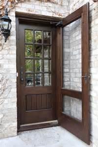 Front Door Screen Doors 1000 Ideas About Walnut Doors On Primed Doors Doors And Doors