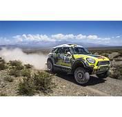 X Raid's Joan Roma Drives MINI ALL4 Racing To 2014 Dakar
