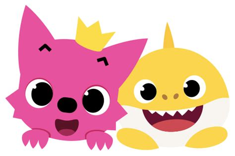 baby shark png pinkfong business