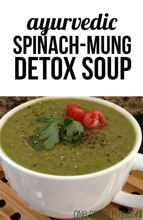 Easy Detox Soup Recipe by 25 Best Ideas About Mung Bean On