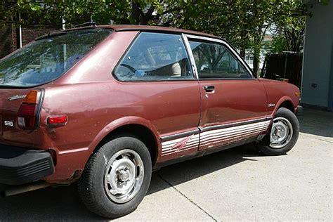 1980 Toyota Tercel 1980 Toyota Tercel For Sale Columbus Nebraska