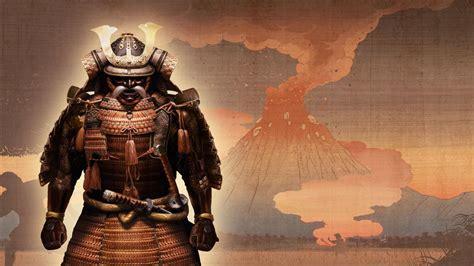 Asia shogun 2 artwork male samurai wallpaper   (136391)