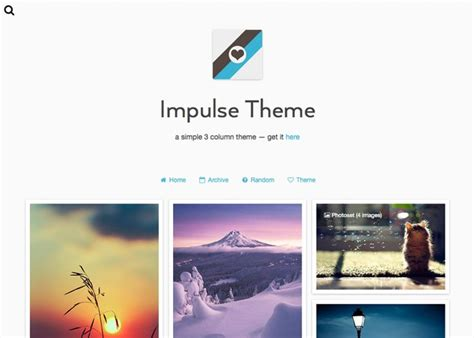 themes for tumblr photographers tumblr photography themes www pixshark com images