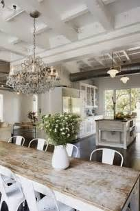 beautiful room rustic farmhouse style white master