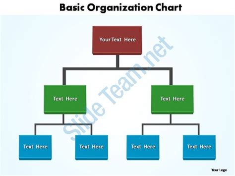 10 best images of simple business organizational charts