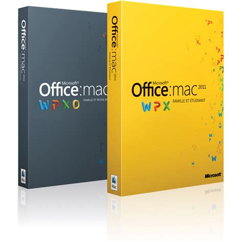 microsoft office  pour mac le test