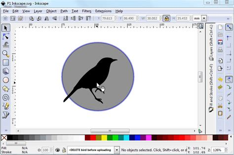 inkscape tutorial insect design made easy with inkscape vector tutorials