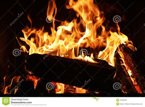 close up fireplace fire in fireplace stock photo image 47285531