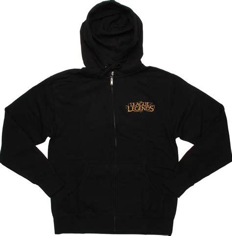 league of legends logo hoodie