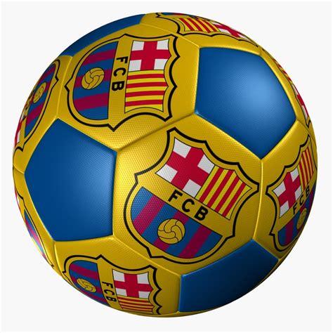 Soccer Specs Original 2 3d barcelona soccer model