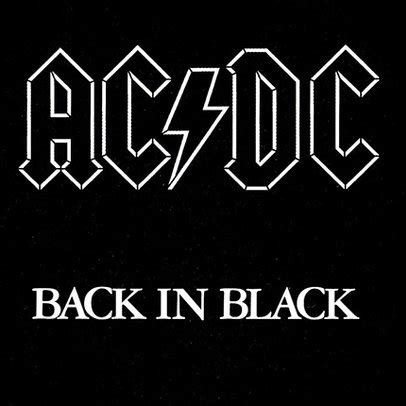 ac/dc's 'back in black' at 35: classic track by track