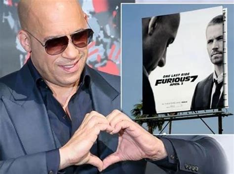 does vin diesel have tattoos look at vin diesel s new it reminds you of