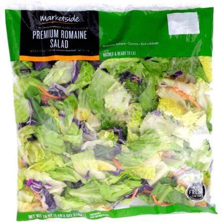 marketside premium romaine salad, 18 oz walmart.com