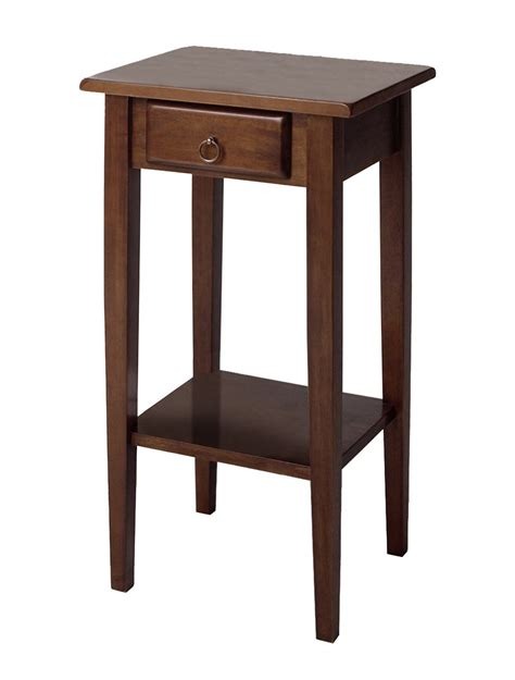 Small Nightstand Table Solutions On Small Nightstands For Small Bedrooms