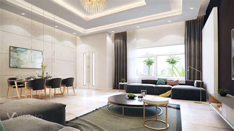 2 living room concepts in the villa viscato