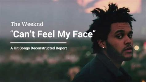 download mp3 song can t feel my face by weekend hit songs deconstructed at berklee college of music can