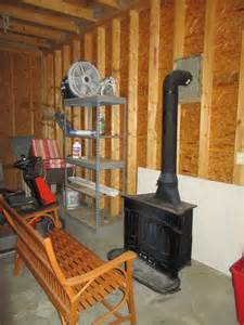 wood burning stove for garage wb designs
