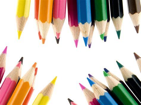 gambar gambar pensil warna cantik
