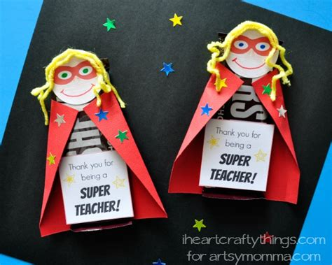 Handmade Teachers Day Gift - printable diy appreciation gift