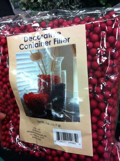 Faux Cranberry Vase Filler by Colored Vase Filler Vases Sale