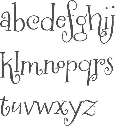 printable curly fonts 17 best ideas about curly font on pinterest calligraphy