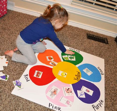 colour themes for preschoolers 153 best images about color on pinterest