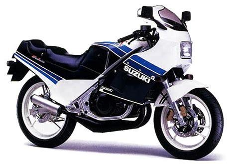Suzuki Gv250 Suzuki Rg250 Gamma 1983 1987