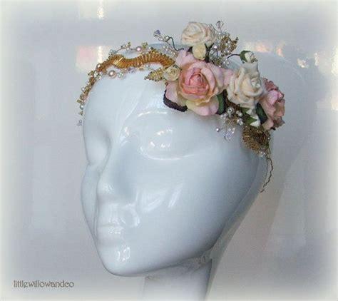 Dress Sabrina Flowers Vintage sabrina 1920 s bridal headdress vintage style wedding