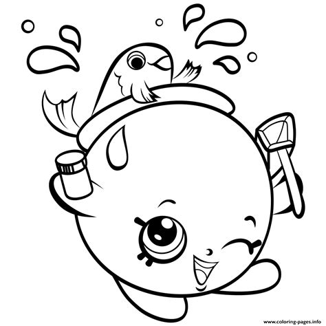 print out coloring pages of shopkins fishbowl shopkins season 4 coloring pages printable