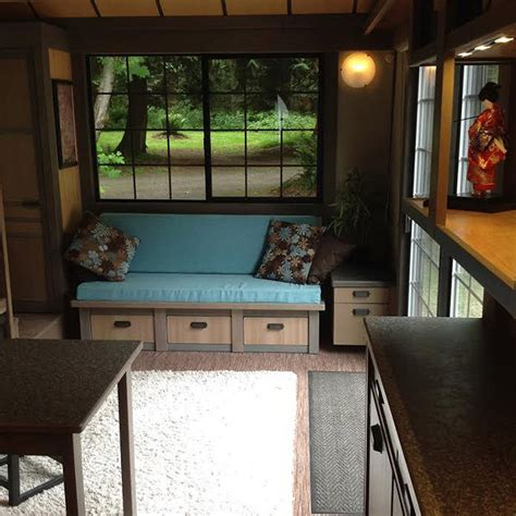 tiny luxury homes a look inside this luxury 280 square foot tiny house in