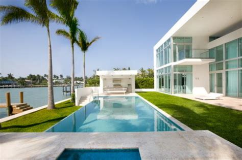 house in miami interior design in white best home news