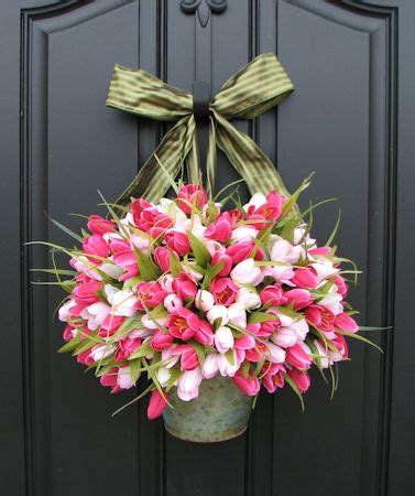 spring decorating ideas for your front door haven make your house a home