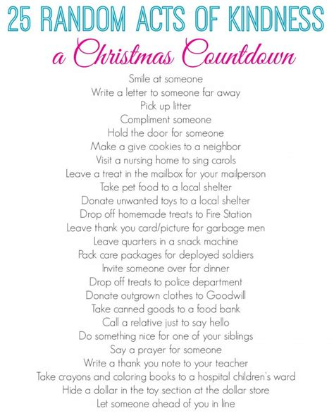 advent calendar good deeds 2015 calendar template 2016