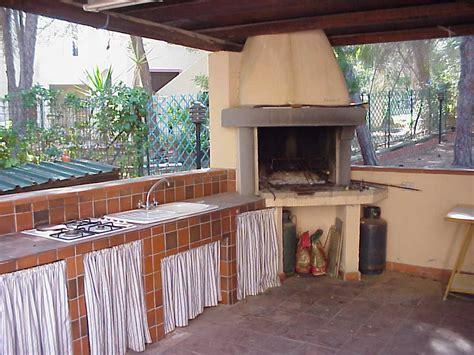 barbecue in cucina sardegna santa margherita di