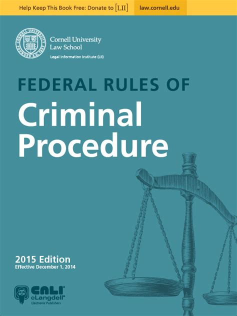federal of civil procedure 2018 edition with advisory committee notes books federal of criminal procedure 2015 cali