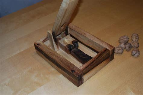 walnut woodworking projects a wooden nutcracker made of walnut wood by hoizbastla