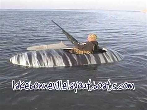 open layout boat lake bonneville layout boats youtube