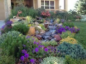 Landscape Design Colorado Garden Mile High Water Talk