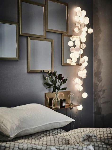 guirlande lumineuse deco chambre 25 best ideas about guirlande lumineuse chambre sur