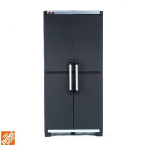 keter tall utility cabinet keter plastic shelves on shoppinder