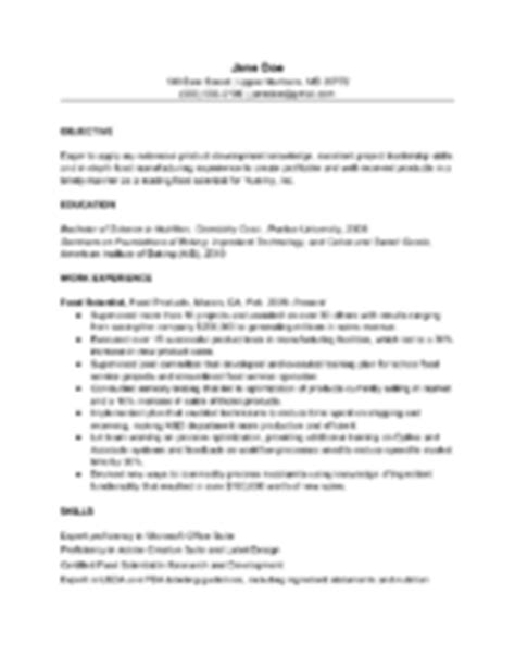 Resume Sles Results Oriented How To Make Your Resume Roar Results Oriented And