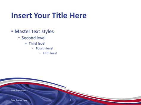 france flag powerpoint template presentationgo com