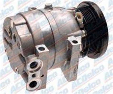 1996 2005 buick chevy oldsmobile pontiac ac compressor techchoice parts